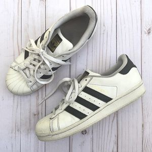 Adidas • SUPERSTAR •SHELL TOE • Athletic Sneakers